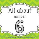 This unit is designed to help your students understand everything about number six. There are a booklet, games, flash cards (number sentences 0-6),...