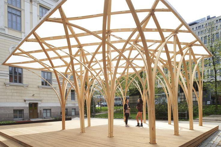 Galeria de Os melhores projetos universitários do mundo construídos por nossos leitores - 47