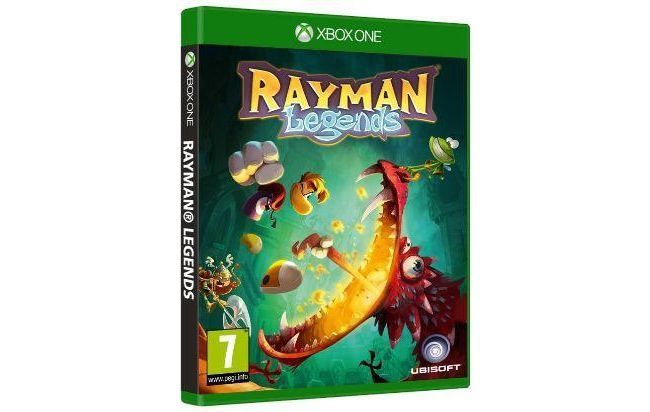 rayman legend - xbox one -rayman