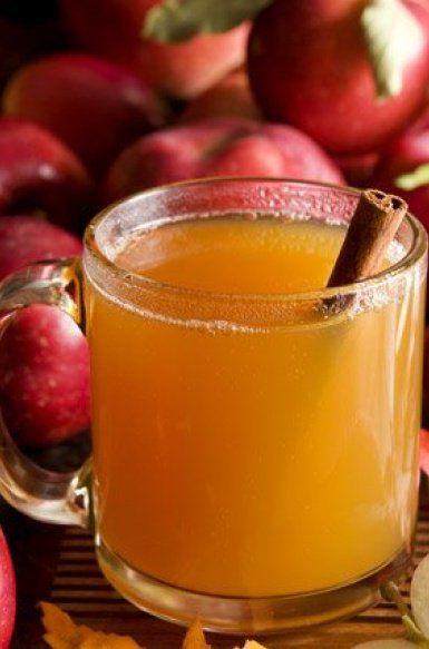 Fűszeres alma ital