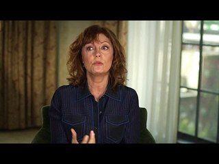 Cloud Atlas: Susan Sarandon Interview --  -- http://wtch.it/NcNqp