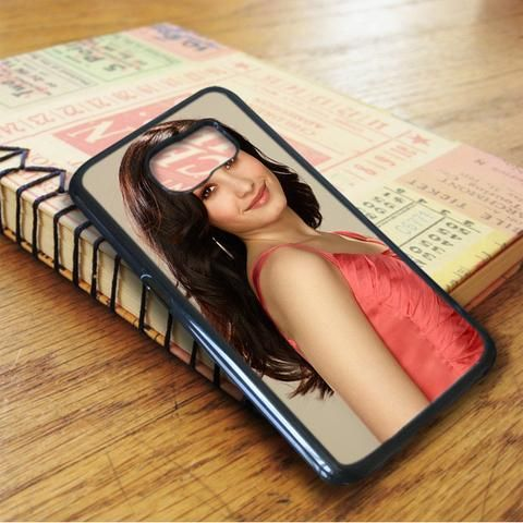 Demi Lovato Cute Pink Smile Samsung Galaxy S6 Case