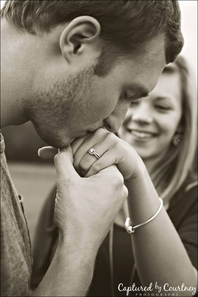 Engagement Photography  {Captured by Courtney}