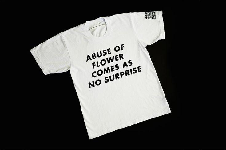 Virgil Abloh & Jenny Holzer Design T-Shirt For Planned Parenthood