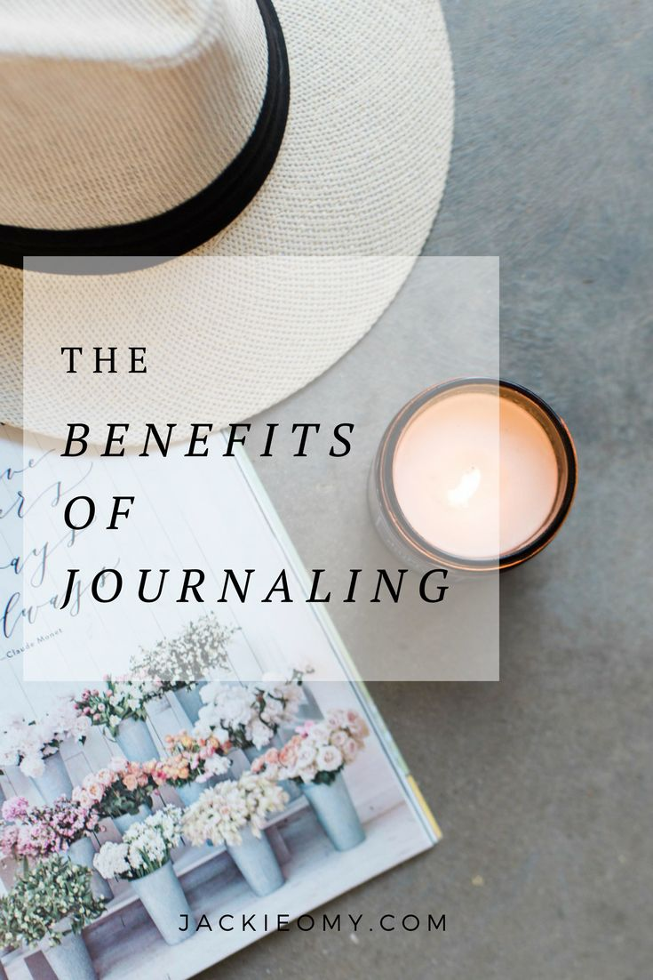 The Benefits Of Writing In A Journal
