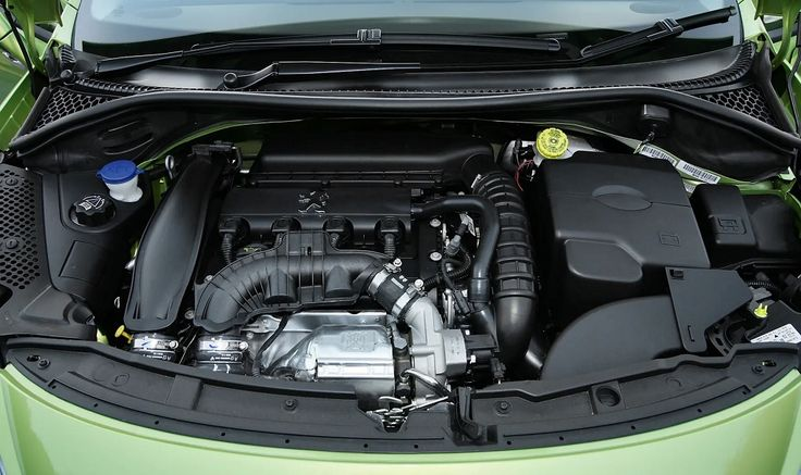 Честный обзор двигателя Пежо EP6 DT 1.6 THP 150 л.с ...