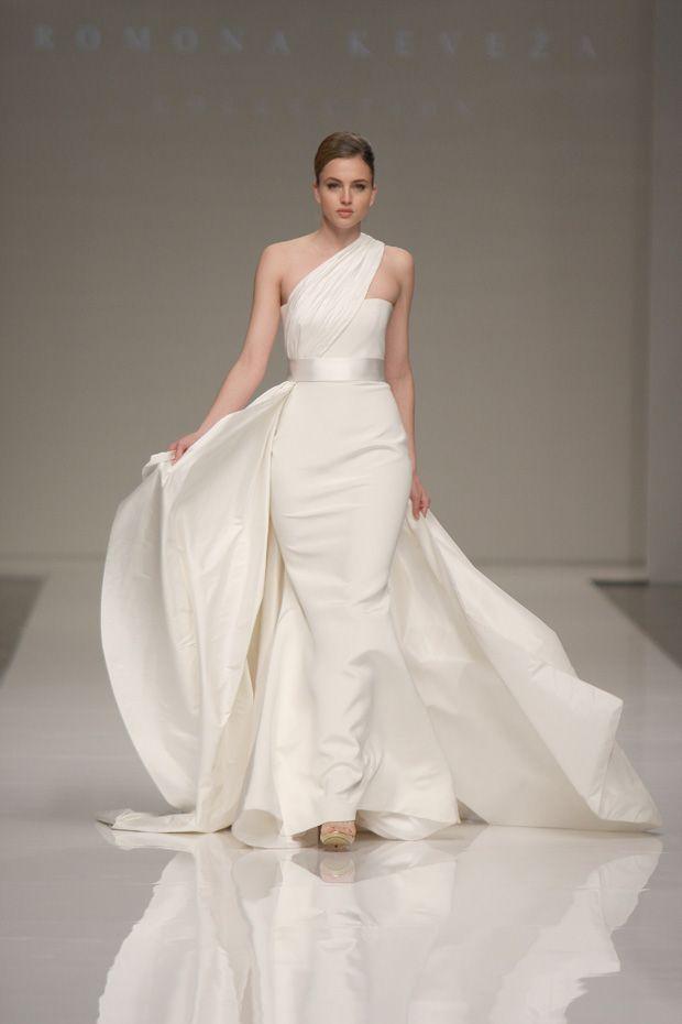 7 best Romona Keveza Wedding Gowns images on Pinterest | Wedding ...
