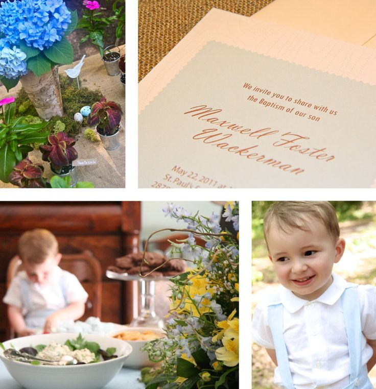 Christian Wedding Reception Ideas: 1000+ Ideas About Baptism Reception On Pinterest