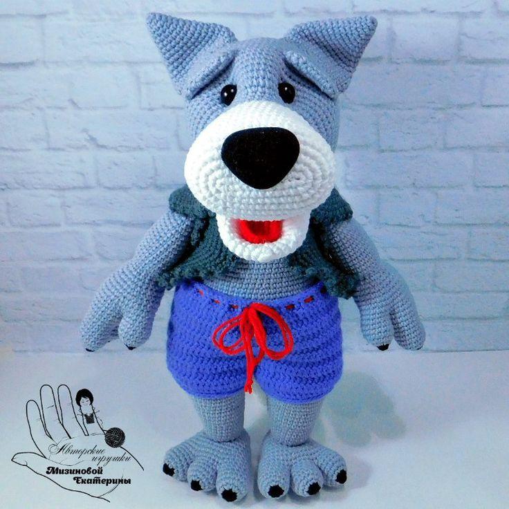 242 besten dogs(crochet) Bilder auf Pinterest | Hund häkeln, Hunde ...