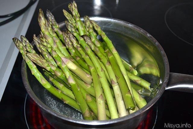 Ricette Asparagi Misya.Risotto Con Asparagi E Gamberi Ricetta Risotto Con Asparagi Ricette Risotto