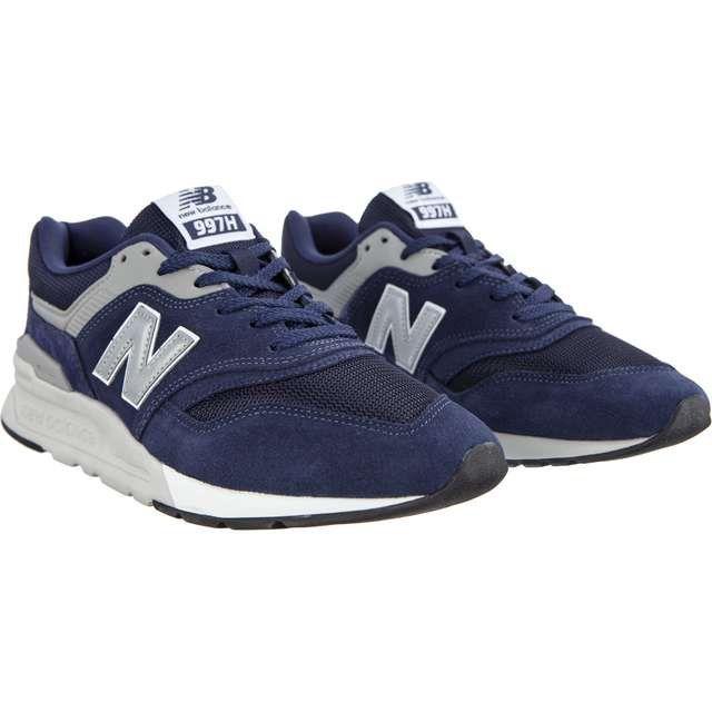 Sportowe Meskie Newbalance New Balance Niebieskie Cm997hce Navy New Balance Shoes New Balance Sneaker