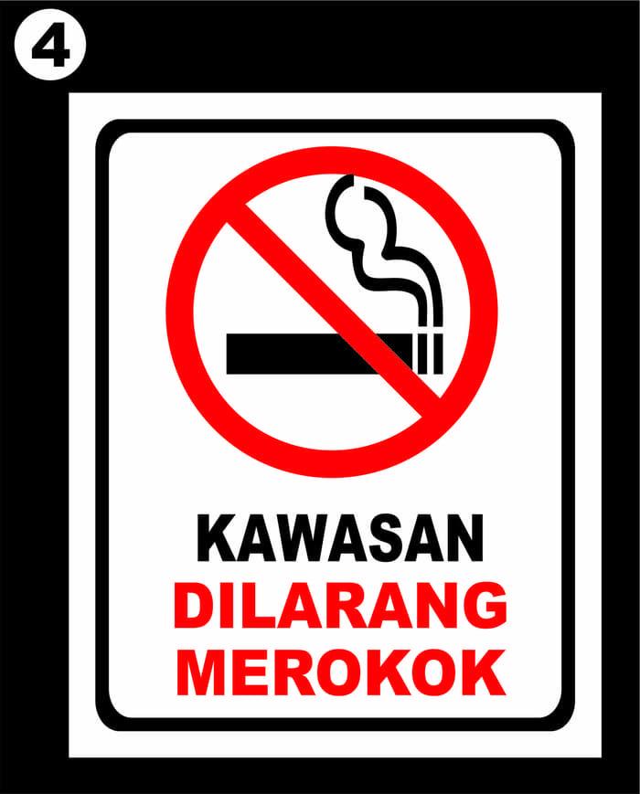 Unduh 92+ Gambar Poster Dilarang Merokok Keren Gratis
