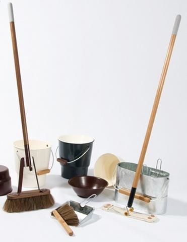 Tom Harper Cleaning Tools