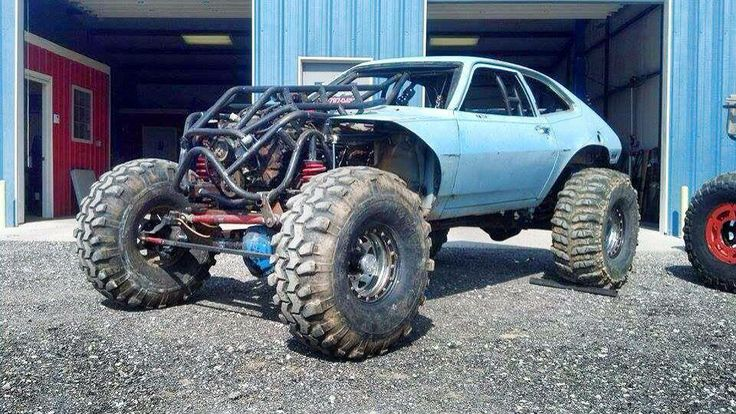 Car With Road >> Ford Pinto off-road buggy | Favorite Cars | Pinterest | Ford pinto, Ford and Offroad