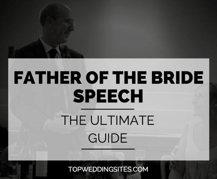 Father Of The Bride Wedding Speeches: Best 20+ Father Of Bride Speech Ideas On Pinterest