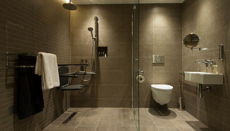 Photo On Specialist in disabled wet room walk in shower and accessible bathroom fittings and fixtures
