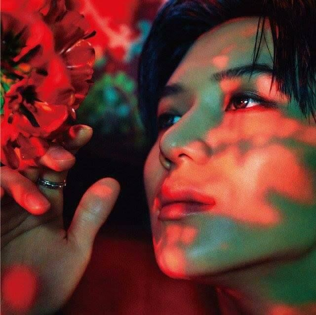 "Taemin's second solo album called, ""Flame of Love"" will be release on July 18. His birthday!"