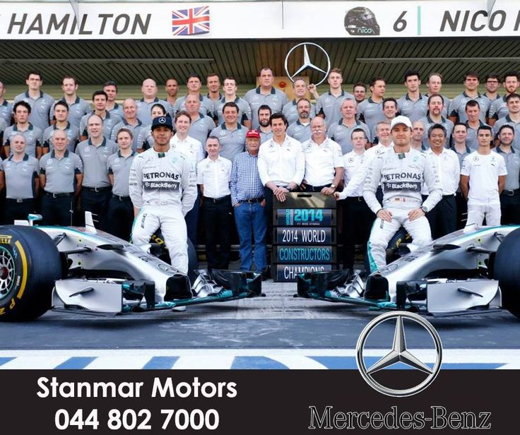 After a thrilling finish in the Abu Dhabi Grand Prix, Mercedes-AMG PETRONAS driver #LewisHamilton is the new Formula 1 world champion. This final race of the season gives 16 wins, 18 pole positions and 31 podiums for the 2014 Silver Arrows in the first season of the new hybrid era in Formula 1.#AbuDhabiGP #TeamStanmar