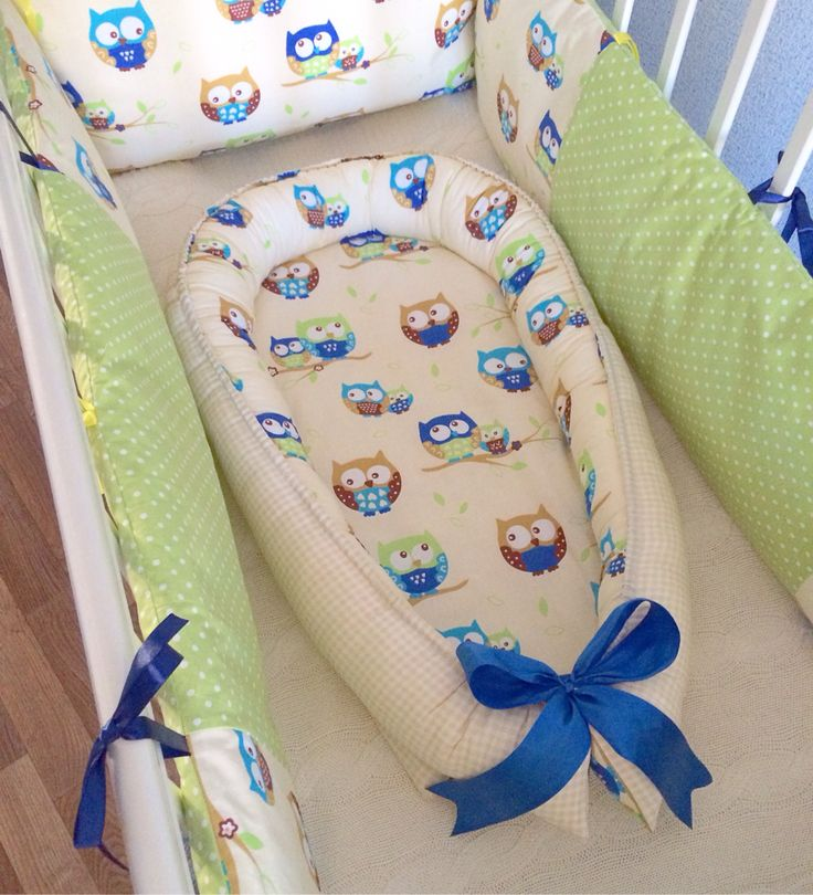 Бортики в детскую кроватку, гнездышки (babynest), одеяла, пледы, игрушки и много всего. Индивидуальный подход.  В наличии и под заказ. ------- Ledge in a cot, nests (babynest), quilts, blankets, toys and a lot of things. Individual approach. In stock and on order.
