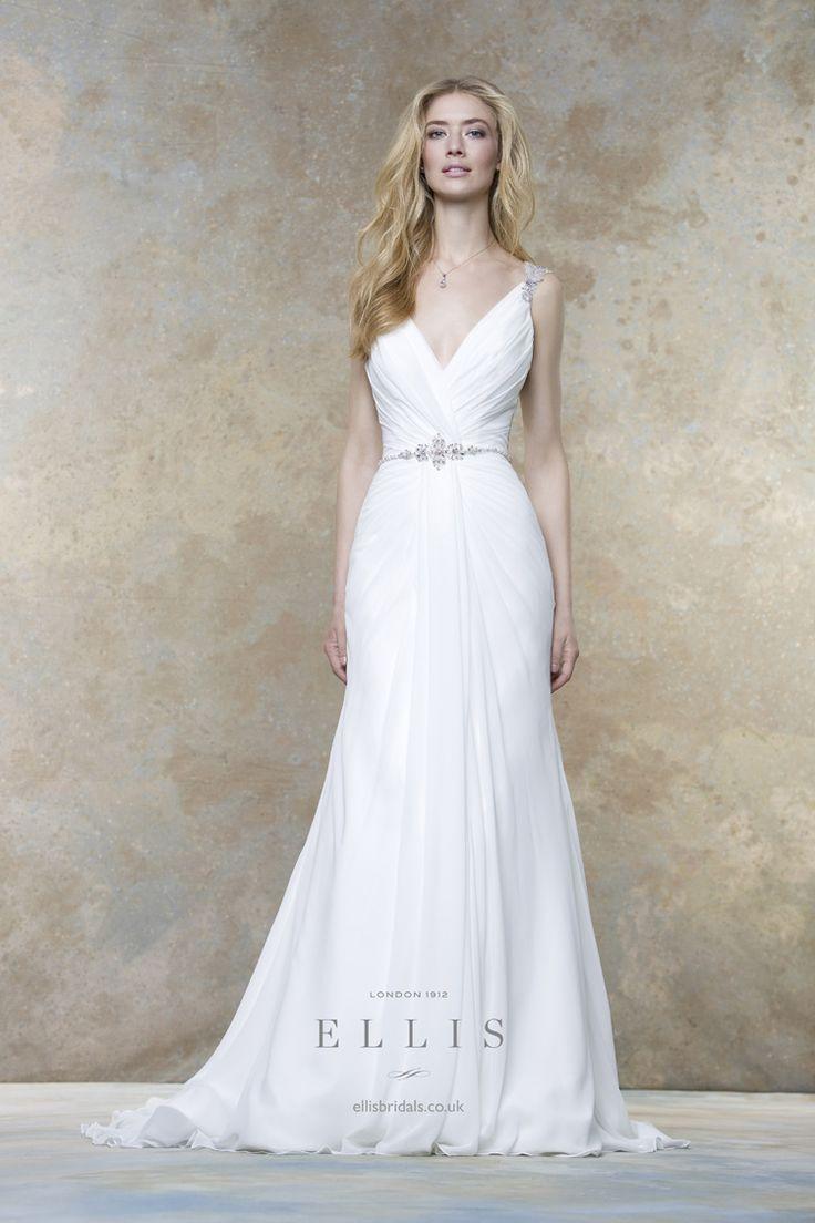 Ellis bridals 2016 wedding dresses magnolia bridal collection for Wedding dresses 2016 collection