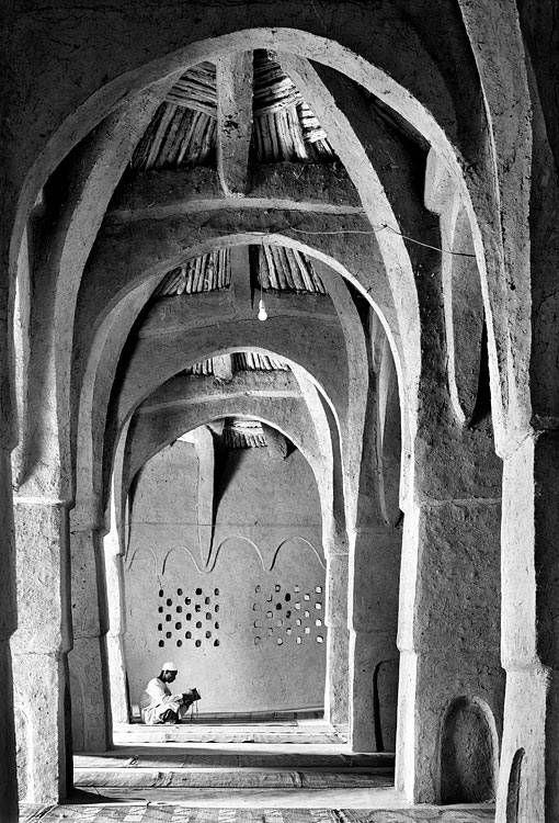 Mosque, Sanam, Niger, Africa