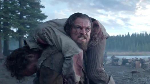 The Revenant : un premier trailer haletant avec Leonardo DiCaprio et Tom Hardy - vidéo Dailymotion