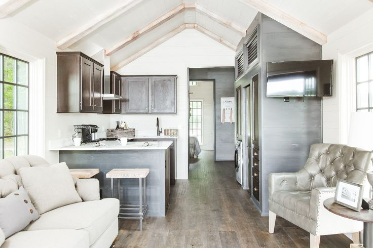 Clayton Unveils Tiny Home Line  These small modular homes are built indoors at a Clayton home building facility in Addison, Ala. specifically fitted to build Clayton Tiny Homes. The facility is ... Clayton has hired Jim Greer to lead its tiny home initiative as National Tiny Homes ... #influence #brand #personalbrand
