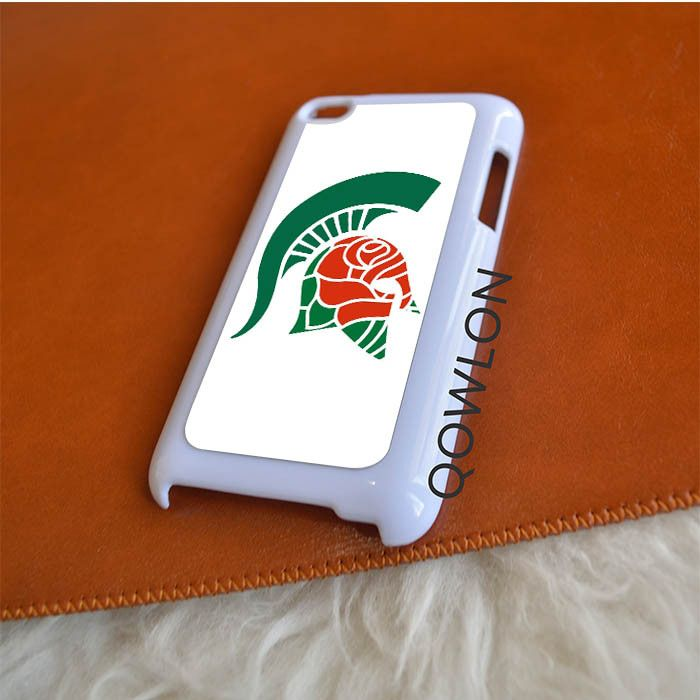 Michigan Spartan Roses iPod Touch 4 | 4TH GEN Case