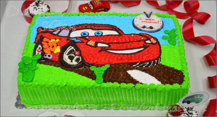 Картинки тортов детских для мальчика
