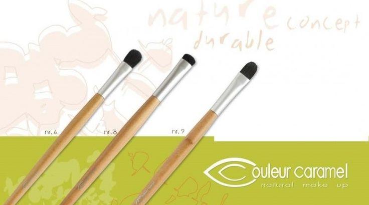 Bio make-up corrector penseel nr.9