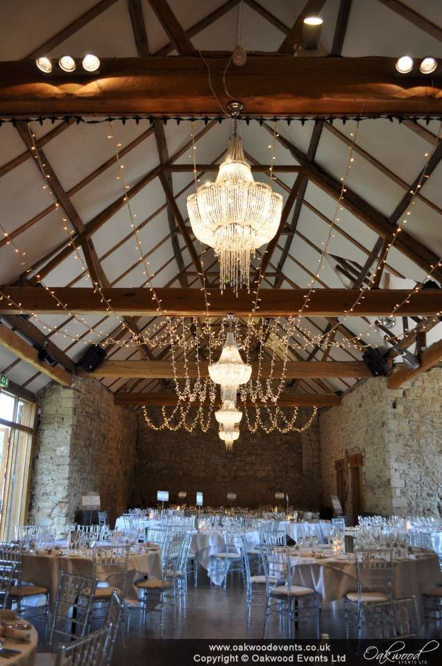 Double gather canopy in the Monks' Refectory at Notley Abbey