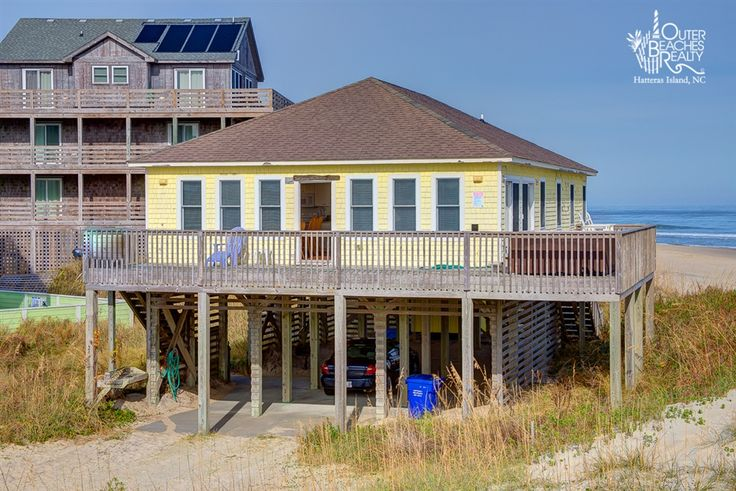 CAPTAIN'S QUARTERS 125 is a 4 bedroom, 3 bathroom Oceanfront vacation rental in Rodanthe, NC. See photos, amenities, rates, availability and more details to book today!