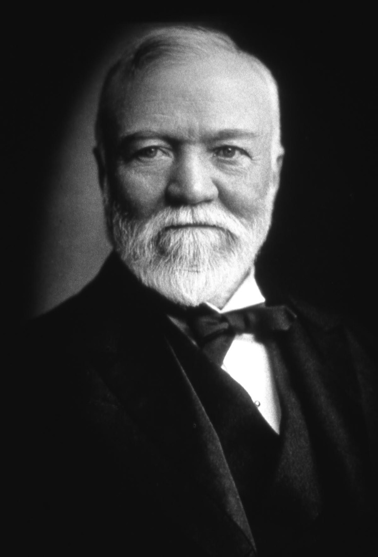 a historical criticism of andrew carnegie 30 motivational andrew carnegie quotes 1  i've leveraged one of the finest minds in recent historical memory to forge a more universal guidance system.