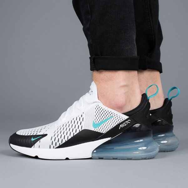 100% genuine autumn shoes new design AIR MAX 270 WHITE PHOTO BLUE LIMITED EDITION AH8050 105 in ...