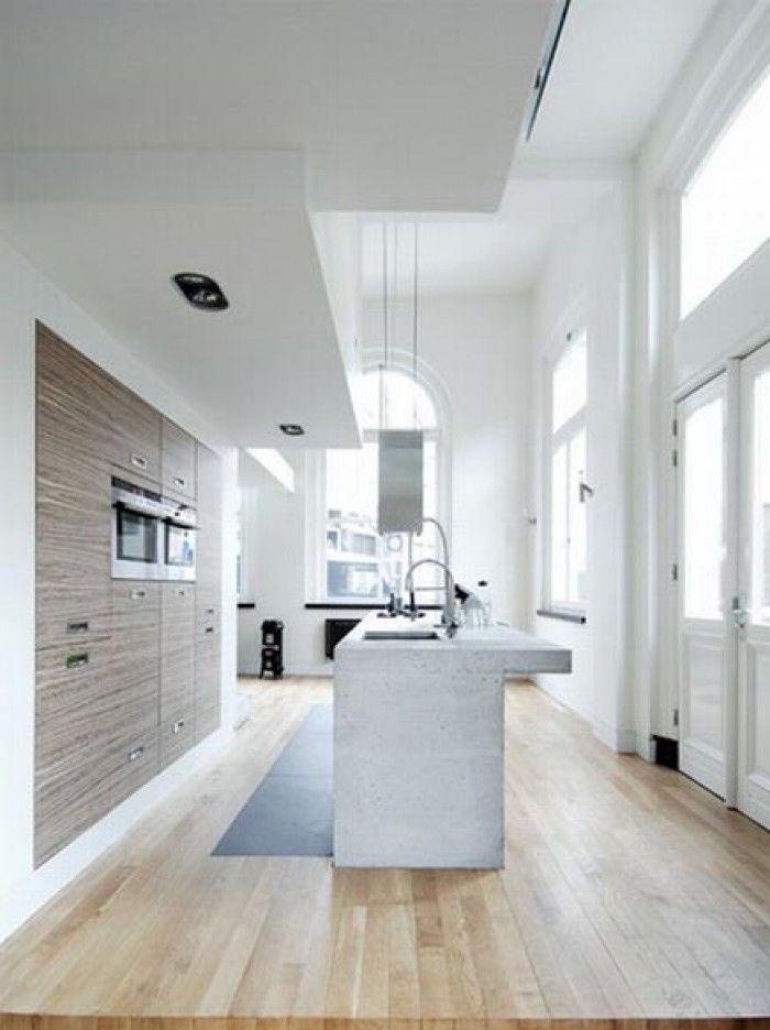 Zo mooi en ruimtelijk kan een keuken zijn.