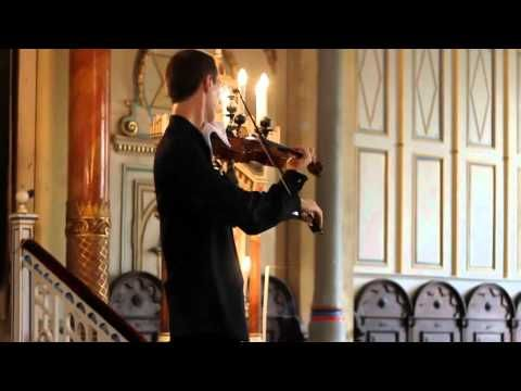 This is the appropriate response! Violinist's solo interrupted by nokia ringtone...he played the ringtone back! hiliarious!!