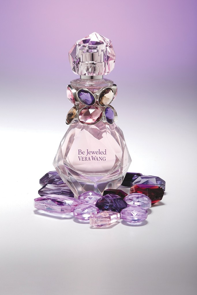 Vera Wang Launching Next Scent at Kohls: The Be Jeweled fragrance by Vera Wang.
