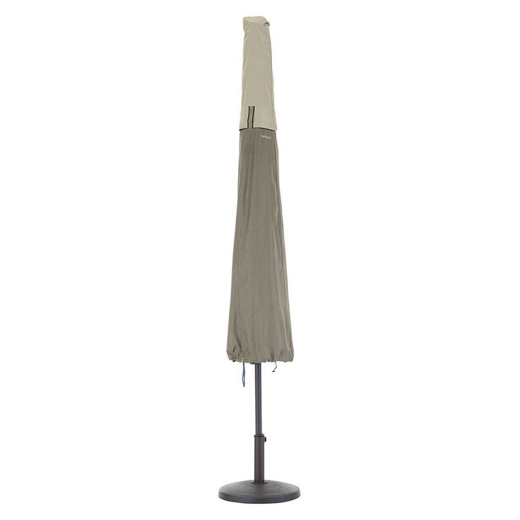 Belltown Patio Umbrella Cover, Grey