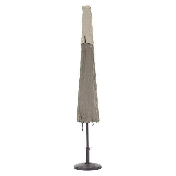 Belltown Patio Umbrella Cover, Grey