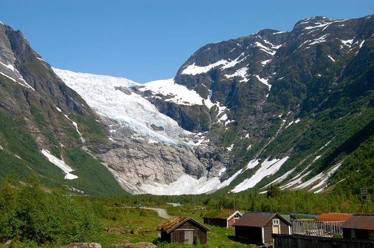 Bøyabreen, Fjærland - Norge må oppleves - visitnorway.com