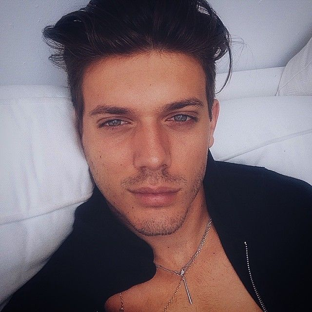 wow beautifull!!! he has amazing and dreamy eyes - Tomas Fernandez Cifre(SPANISH MODEL)