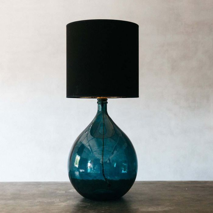 Glass Table Lamps Uk