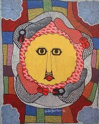 peinture haitienne vaudou - Recherche Google