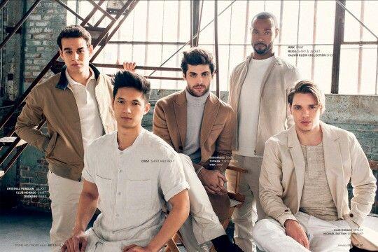 Our boys for Bello magazine