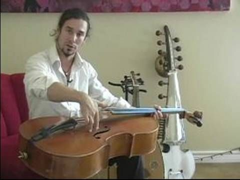 How to Play the Cello : Tips on Cello Parts