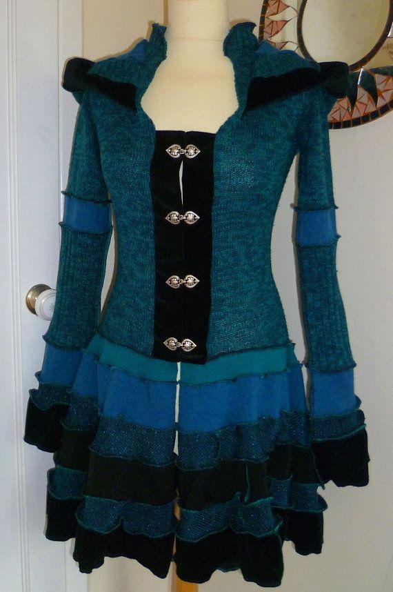 Gypsy Elf Bohemian Pixie Gothic Steampunk Vampire by SpiralGypsy,