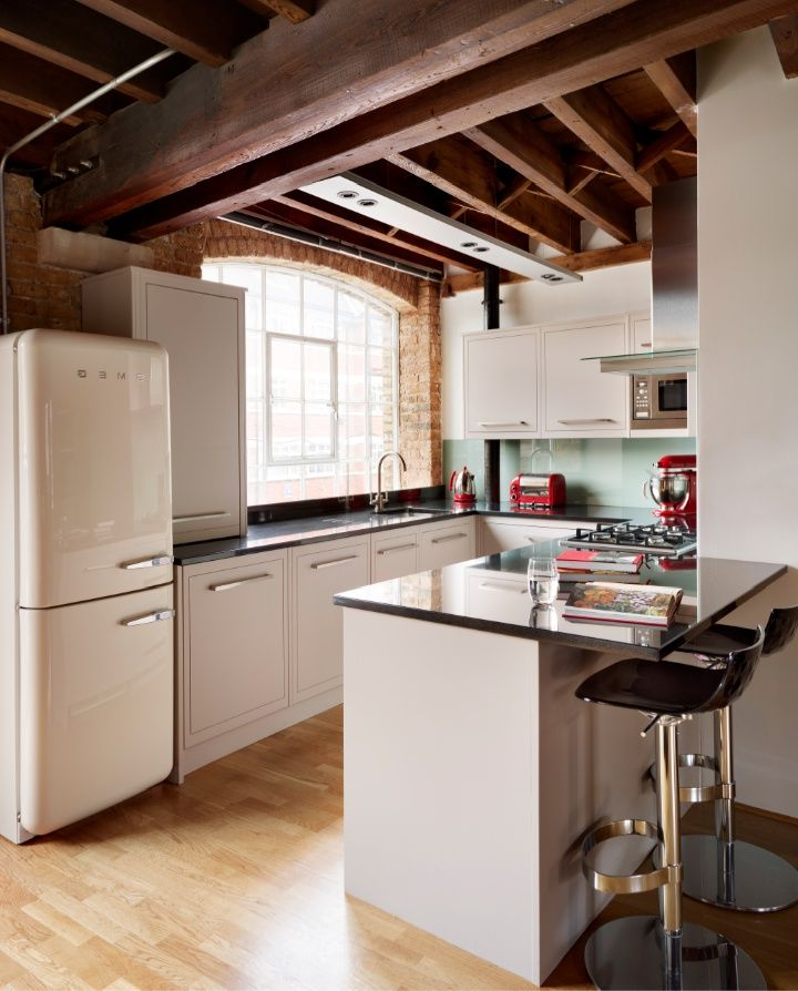 Good layout for a small kitchen