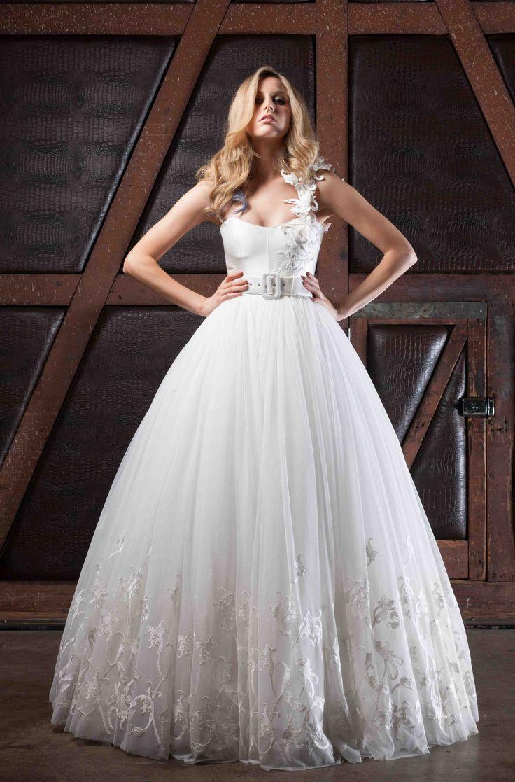 jasongrechwhite.com facebook.com/jasongrechwhite Baroq Leaf Gown