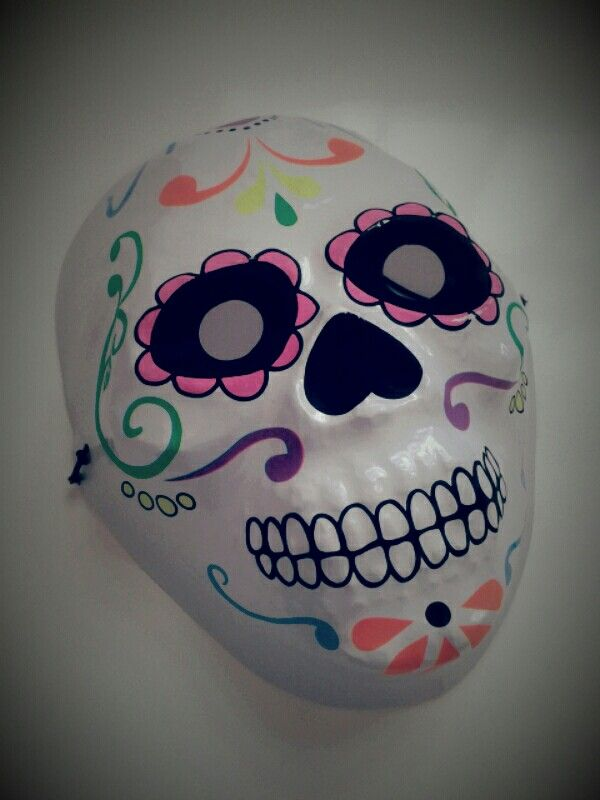 La Catrina Mask For A Mexican Wedding Photos By The Perfect Gift Decor Theperfectgift