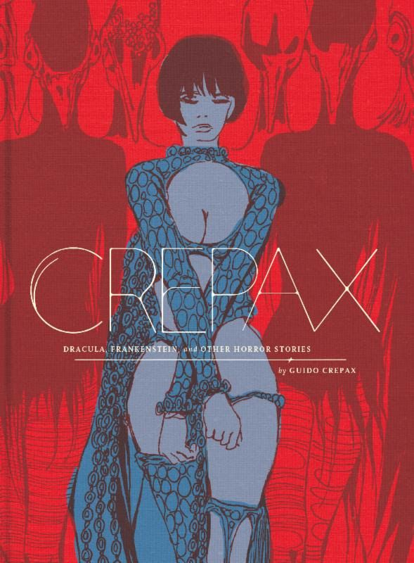 Fantagraphics Finds Paranormal Romance with Guido Crepax - Fantagraphics